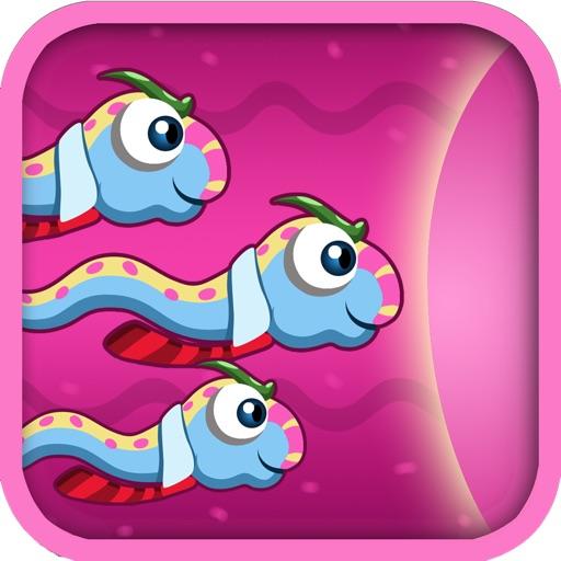 Spermy's Ride iOS App