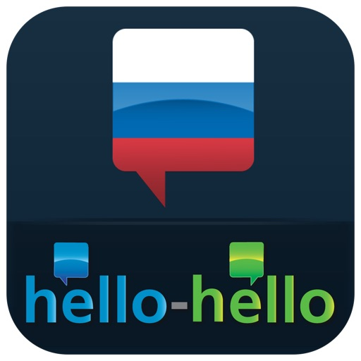 Hello-Hello Russian (for iPhone)【俄语学习软件】