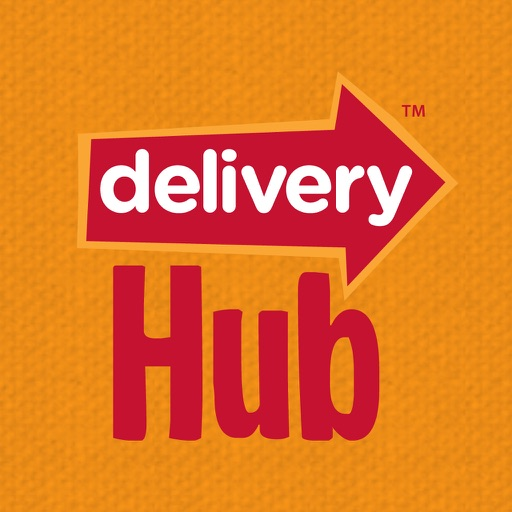 DeliveryHub by GrubHub iOS App