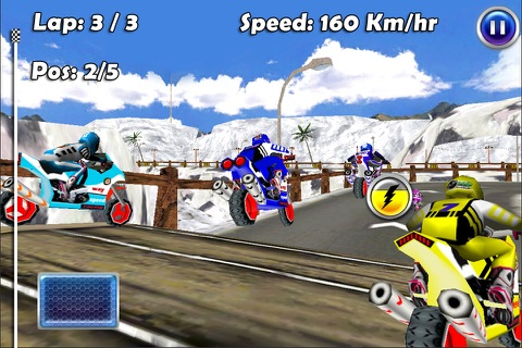 Super Bike Challenge screenshot 2