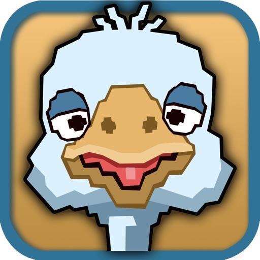 Flappy Super Bird 2 iOS App