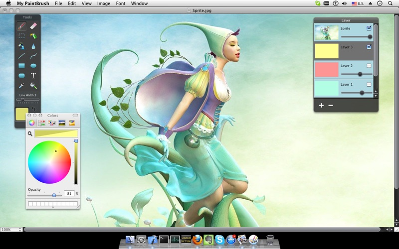 My Paintbrush Dmg Cracked For Mac Free Download