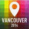 離線地圖溫哥華 - 指南,景點和運輸