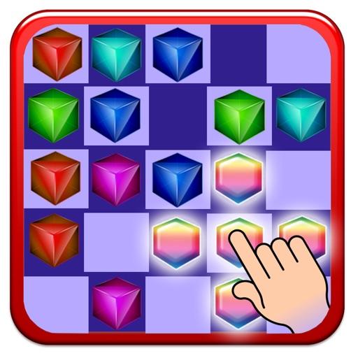 Bubble Cube Pop Mania Pro iOS App