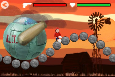 Bullet Time (the end of the world party) screenshot 2