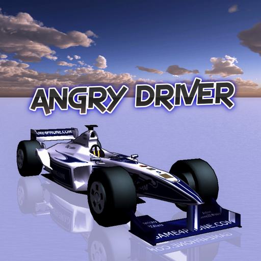 愤怒赛车手 Angry Driver for Mac