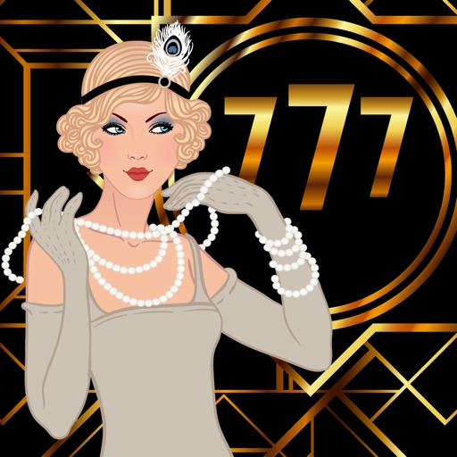 Great Gatsby Slots - Pro Lucky Cash Casino Slot Machine Game iOS App