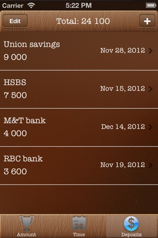 Savings & Deposits - Savings Accounts and Saving Calculators screenshot 4