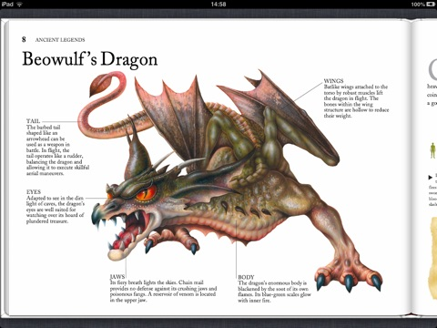 Dragons by Gerrie McCall on iBooks