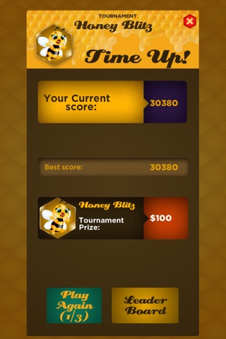 Honey Rush! screenshot 3
