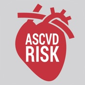 ASCVD Risk Estimator Mobile App Icon