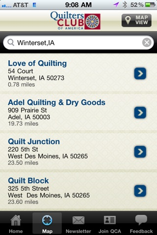 Quilt Shops on the App Store : quilt shop locator app - Adamdwight.com
