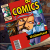 Comics Unlimited : Comic and Cartoon Book Reader