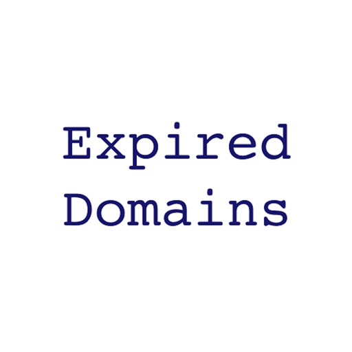 Expired Domains iOS App