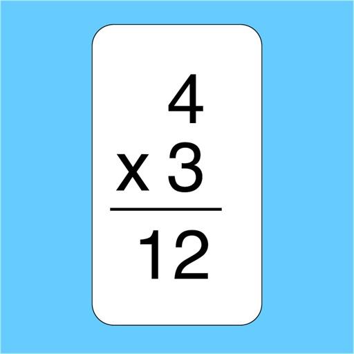 Awesome Flashcard Multiplication FREE iOS App
