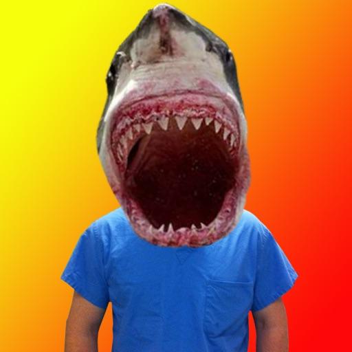 Animal Head Photo Mashup iOS App