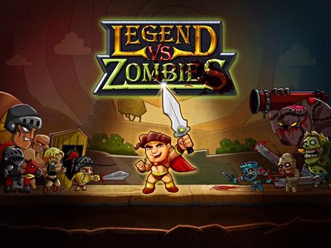 Легенда против Зомби на iPad