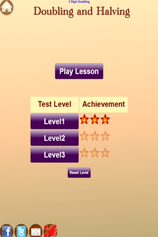 Mental Math Challenge Doubling And Halving screenshot 2
