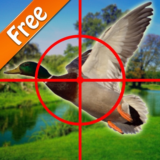 Duck Hunting free games for sniper shooting. iOS App