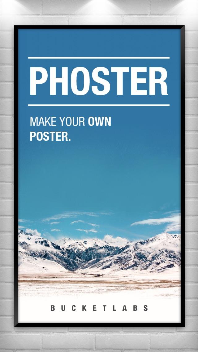 Screenshot #6 for Phoster