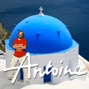 Antoine in the Greek and Italian islands