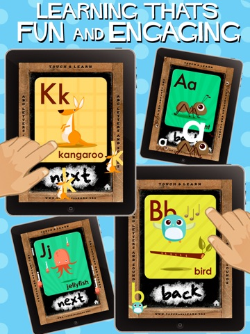 abc First Step - Letters & Sounds for iPad screenshot 4