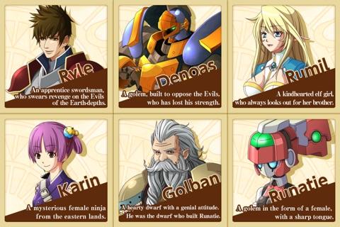 RPG Symphony of the Origin screenshot 3