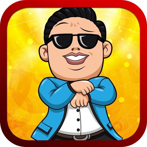 Running Gangnam Style iOS App