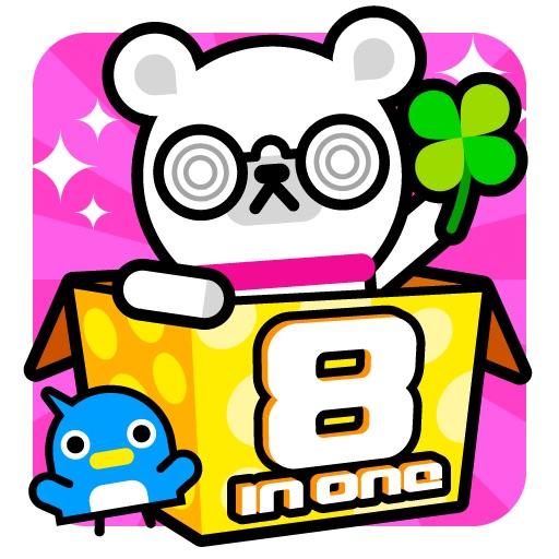 可爱小熊游戏大全第二季 Tappi Bear All in 1 – Pack 2【Tappi Bear合辑】