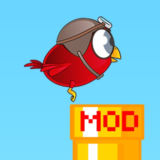 Floppy Bird Mod - Set Speed & Pipes iOS App