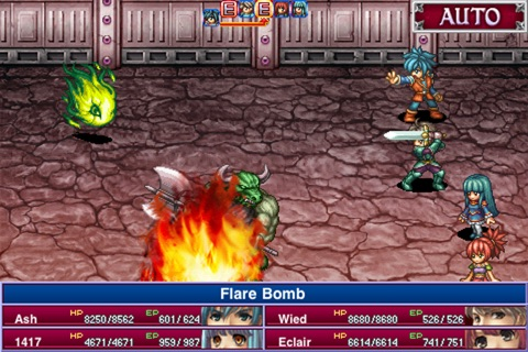 RPG Alphadia screenshot 2
