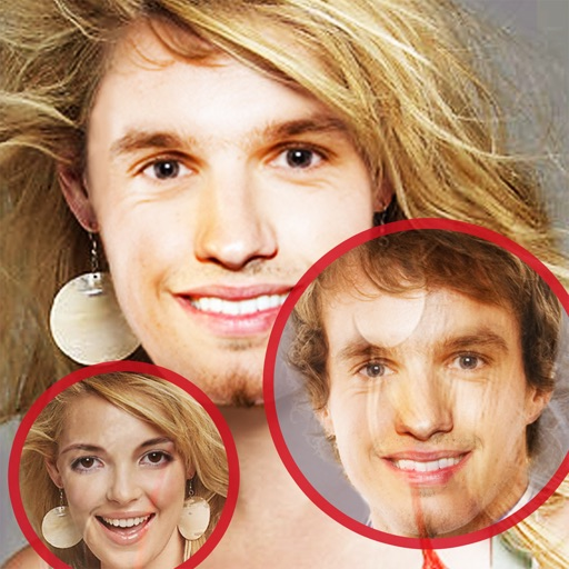 Auto Face Swap! - Automatic Faces Transforming Morpher to Generate Morph Video