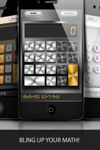 Cool Pocket Calculator Free screenshot 1