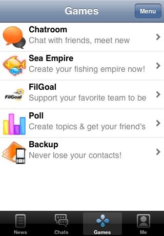 vBuzz screenshot 2