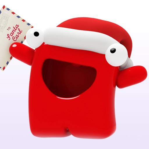 圣诞卡尔:Talking Santa Carl