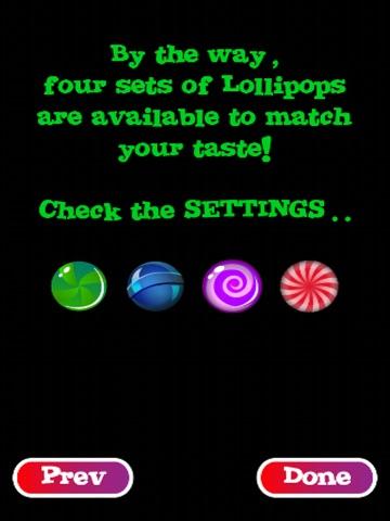 棒棒糖下载 Lollipops下载 棒棒糖 iPhone iPad版下载
