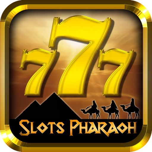 Slot Machine Pharaoh iOS App