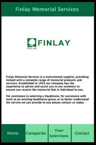 Finlay Memorial screenshot 1