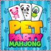 Pet Party Mahjong