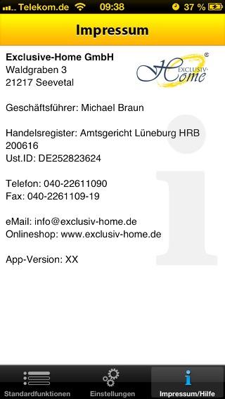 Exclusiv Home De exclusiv home trên app store