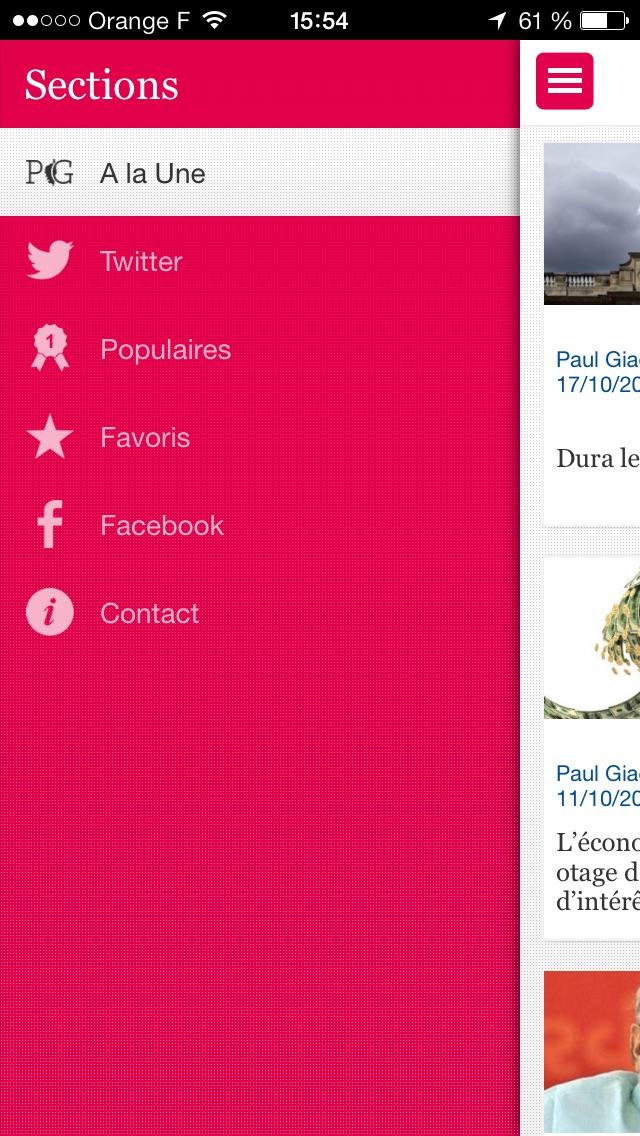 Le blog de Paul GiacobbiCapture d'écran de 2