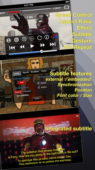 AnyPlayer Screenshot