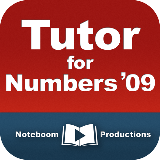 Tutor for Numbers '09 for Mac