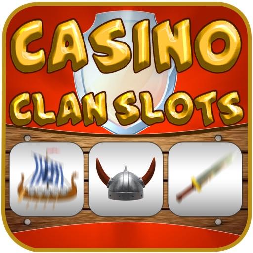 Casino Clans Slots - Lucky Viking Jackpot iOS App