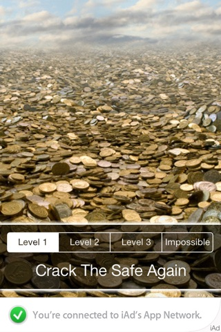 The Safe - Can you crack the safe?  Are you up to the challenge? screenshot 3