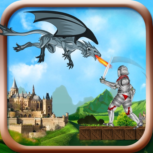 Dragon Quest - Raid of Fire iOS App
