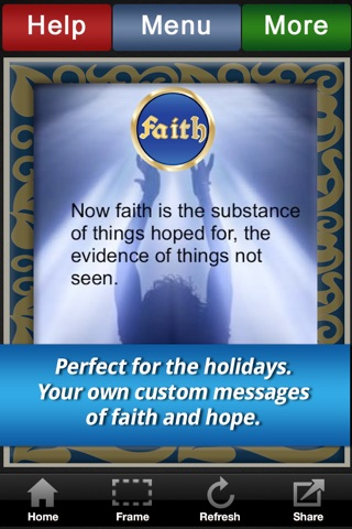 Pic Christian Pro - Christian Photo Collage App screenshot 2