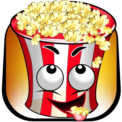 The Popcorn Tap Game iOS App