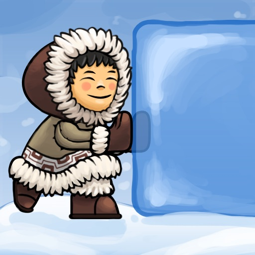 推冰块:Iced In【益智解谜】