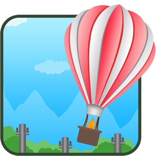 Flappy Balloon Drag : FlapBalloon ? iOS App